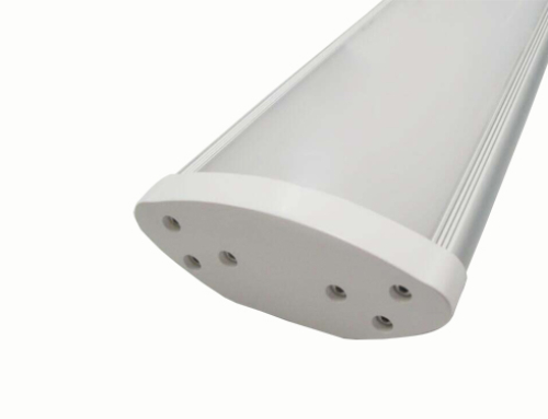 30w, 36w, 40w, 54w, 60w, 72w oval tri-proof led light