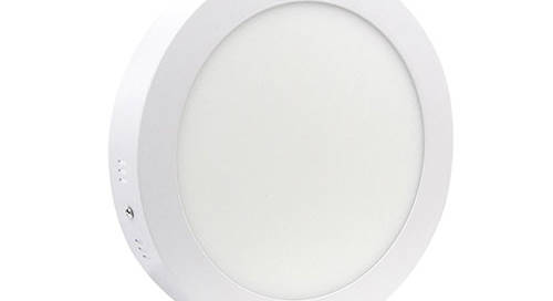 15w surface mounted led panel light