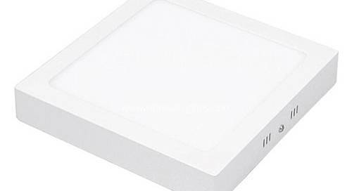 18w small surface mounted led light panel
