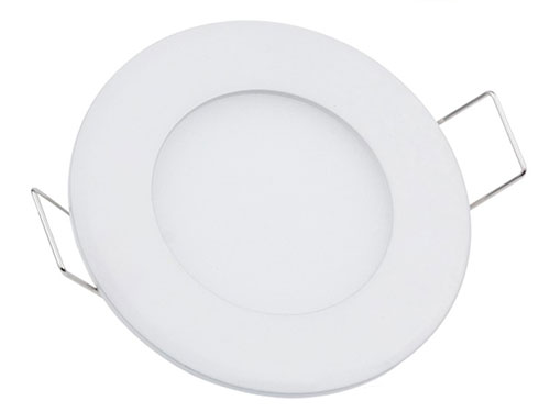 21w round home led panel light