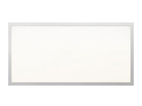 IP64 1x2 led flat panel light 27w