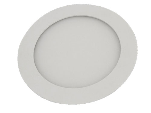 high brightness 10w round panel light