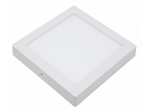 Mini square led panel down light