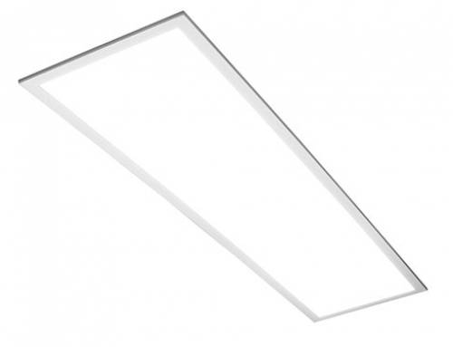 1×4 60w waterproof led flat panel light NW WW CW color available