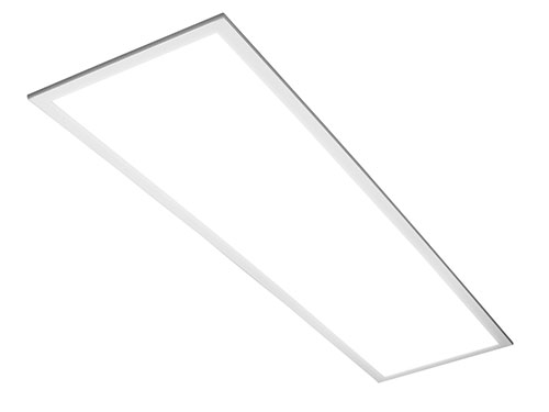 1x4 60w waterproof led flat panel light NW WW CW color available