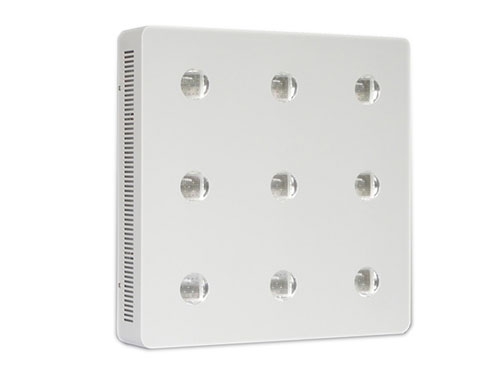 900 watts LED growth light for vegetative, flowering with 9 pcs COB chip