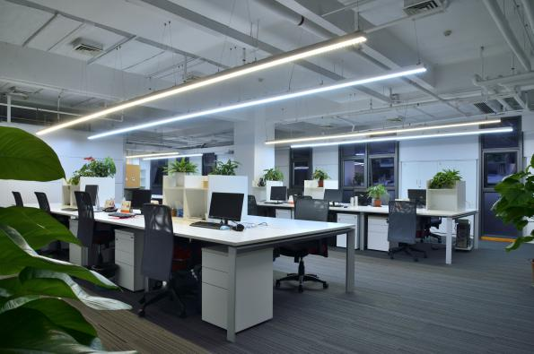 linear LED light: ideal for office, dinning room, interior lighting and decoration