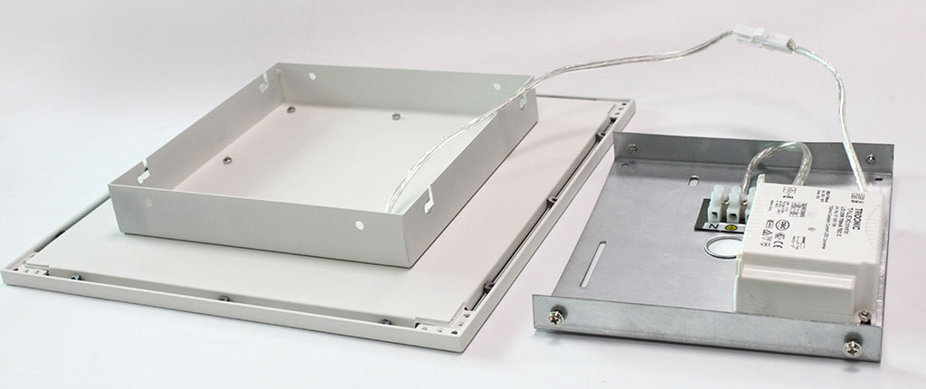 Customized surface mounting LED ceiling panel lights and solution