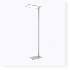DC 24V Standing LED floor reading light