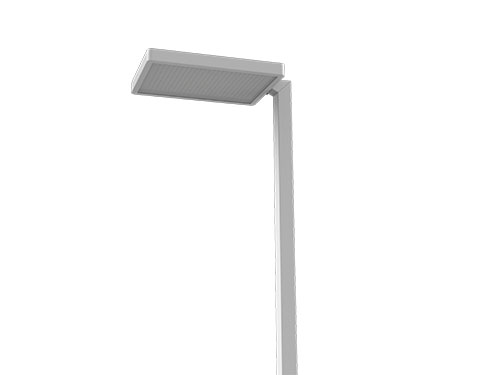 Super bright dimmable led floor reading lamp