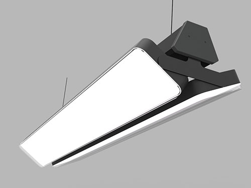 high power rotatable led panel lamp 100 - 270 beam angle