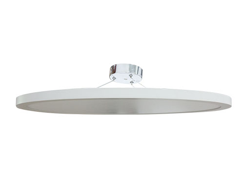 قلادة معلقة 100w ضوء لوحة مستديرة LED CW NW WW 1200mm diameter