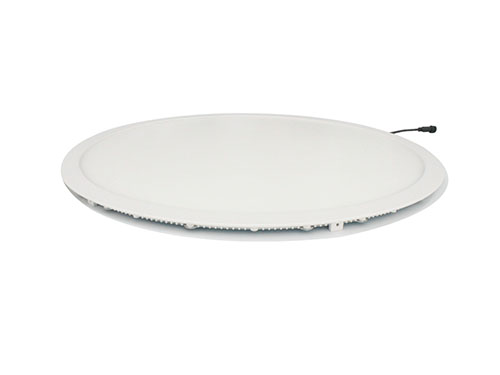 Round recessed 40W IP40 UL, CE, FCC certified flat led panel light