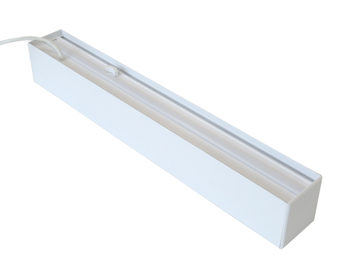 IP40 20w ~ 80w Linear LED lampu W75xH95 mm