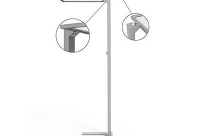 Buy touch activated motion sensing and light sensing ugr19 LED standing floor lights & lamps