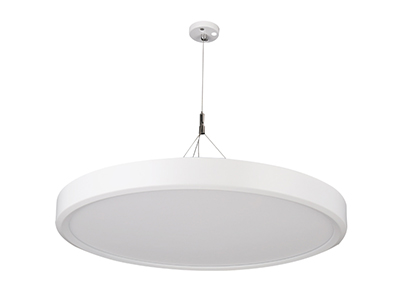 Hot sale 3 in 1 ceiling installation 500mm big round led pendant panel light